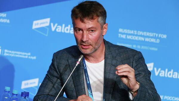 Евгений Ройзман, 16 сентября