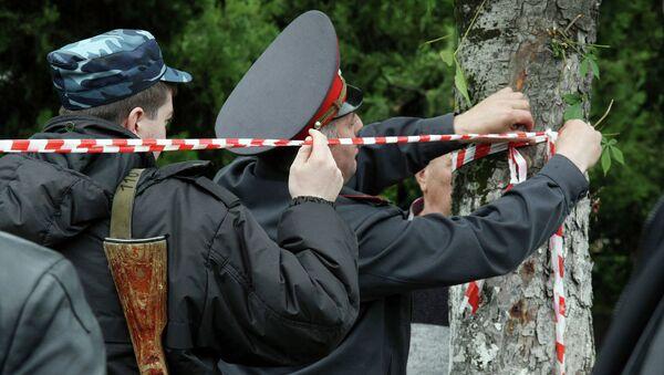 Сотрудники правоохранительных органов в КБР. Архивное фото