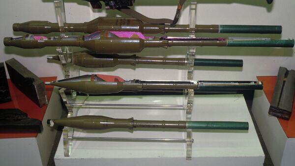Уникальная разработка Базальта - граната ПГ-7ВР к гранатомету РПГ-7