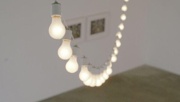 Лампочки накаливания, архивное фото