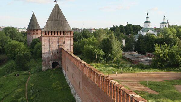 Авраамиевская башня крепости