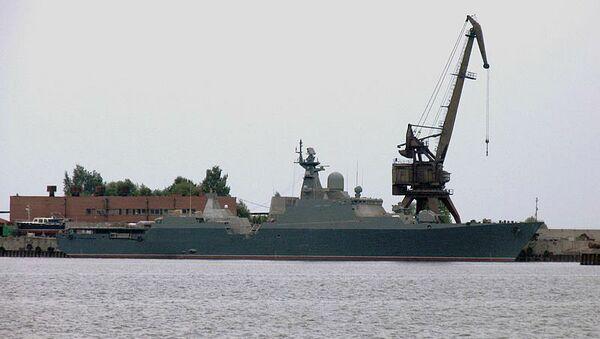 Сторожевой корабль проекта 11661 Гепард - 3.9. Архивное фото