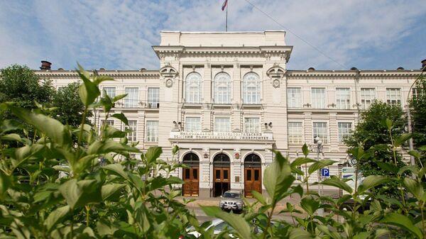 Томский политехнический университет, архивное фото