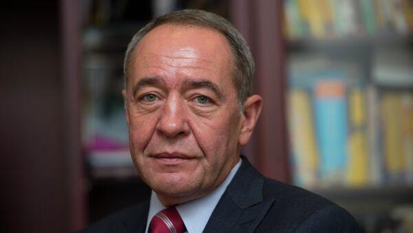 Гендиректор Газпром-Медиа Михаил Лесин. Архивное фото
