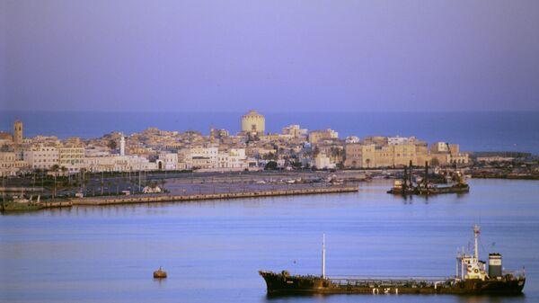 Столица Ливии Триполи. Архивное фото