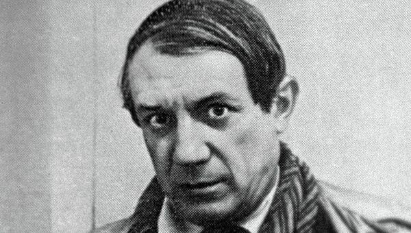 Художник Пабло Пикассо. Архивное фото