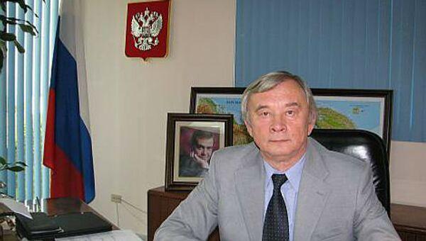Посол в Панаме Алексей Ермаков, архивное фото