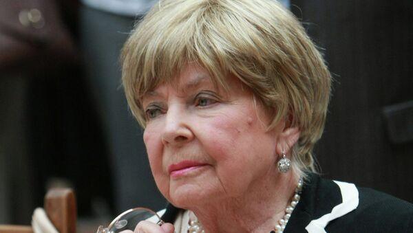 Актриса Ольга Аросева, архивное фото