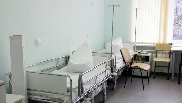 В больнице, архивное фото