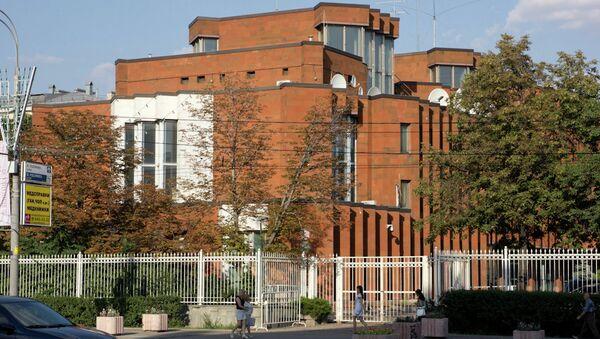 Посольство Франции в Москве. Архивное фото