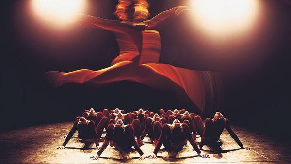 Международный фестиваль современного танца Dance Inversion. Архивное фото