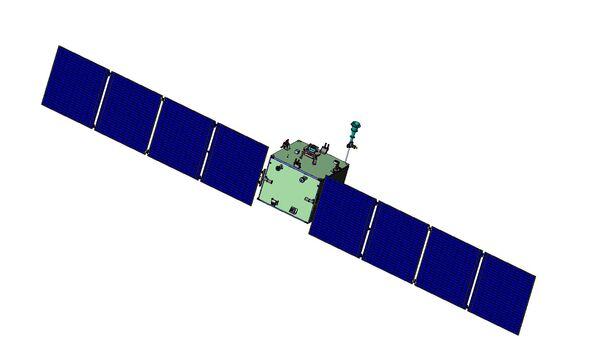 Космический аппарат МКА-ЭРДУ Анапа
