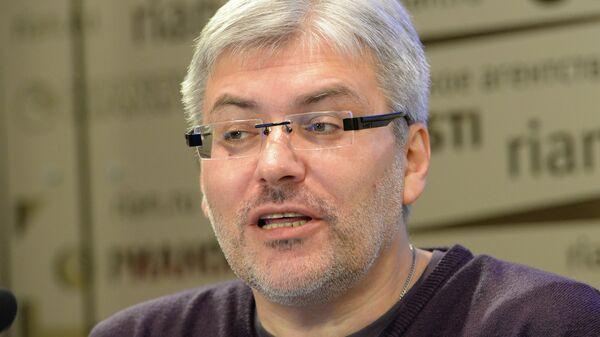 Писатель Евгений Водолазкин