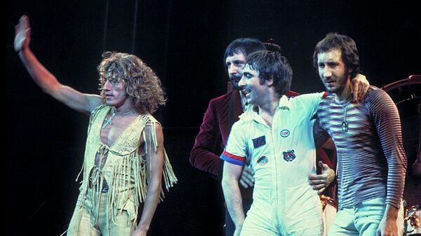 Группа The Who, 1975