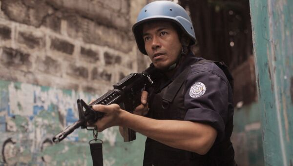 Кадр из фильма Не затеряться в Маниле