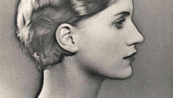 Ман Рэй. Портрет Ли Миллер, соляризация, c. 1929