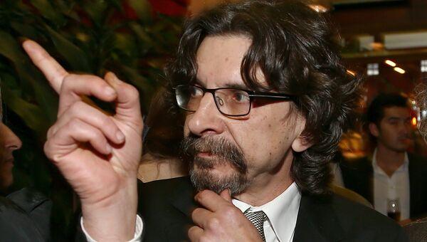 Первый заместитель главного редактора радиостанции Эхо Москвы Сергей Бунтман