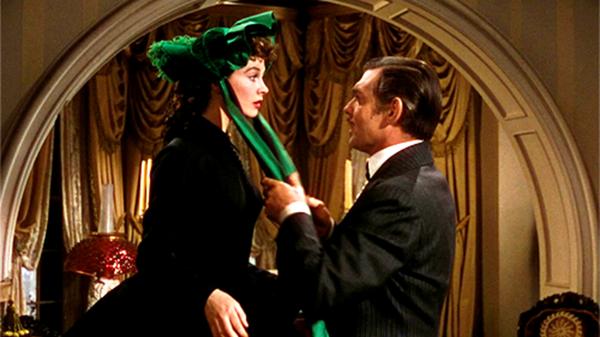 Кадр из фильма Унесенные ветром