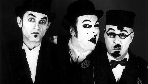 Музыкальное трио из Лондона The Tiger Lillies
