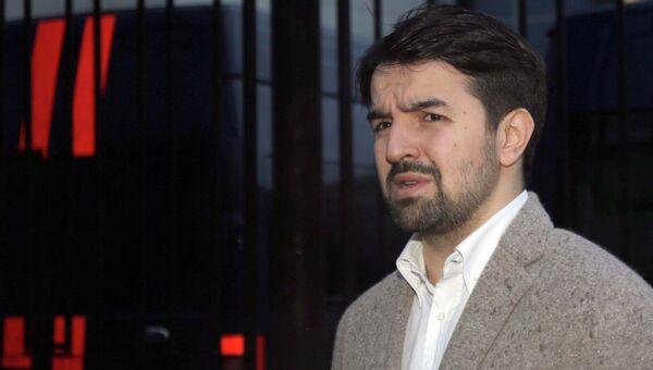 Адвокат Мурад Мусаев. Архивное фото