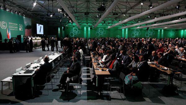 Переговоры ООН в Варшаве по изменению климата. Фото с места события
