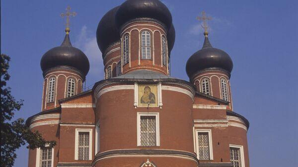 Собор Донской иконы Божией Матери. Архивное фото