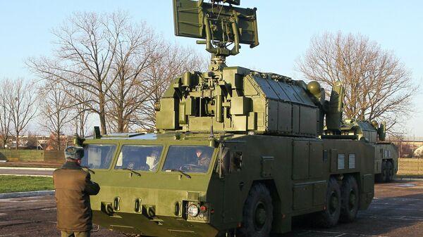 Зенитно-ракетный комплекс Тор-М2