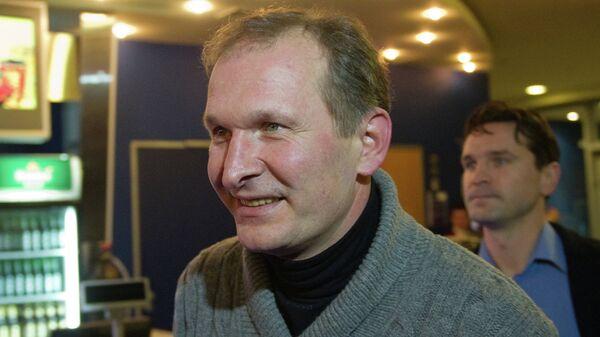 Актер Федор Добронравов