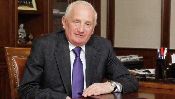 Виктор Кресс, экс-губернатор Томской области