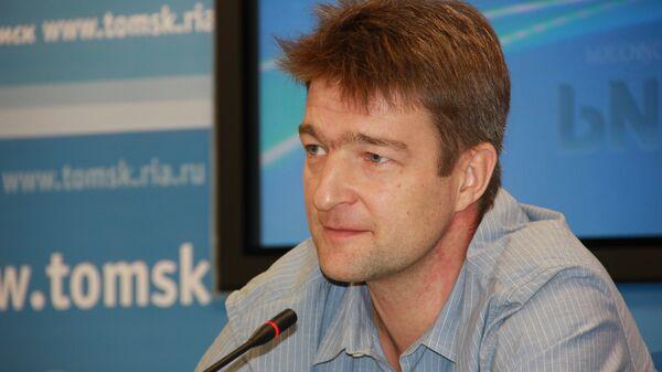 Руководитель холдинга КДВ групп Денис Штенгелов
