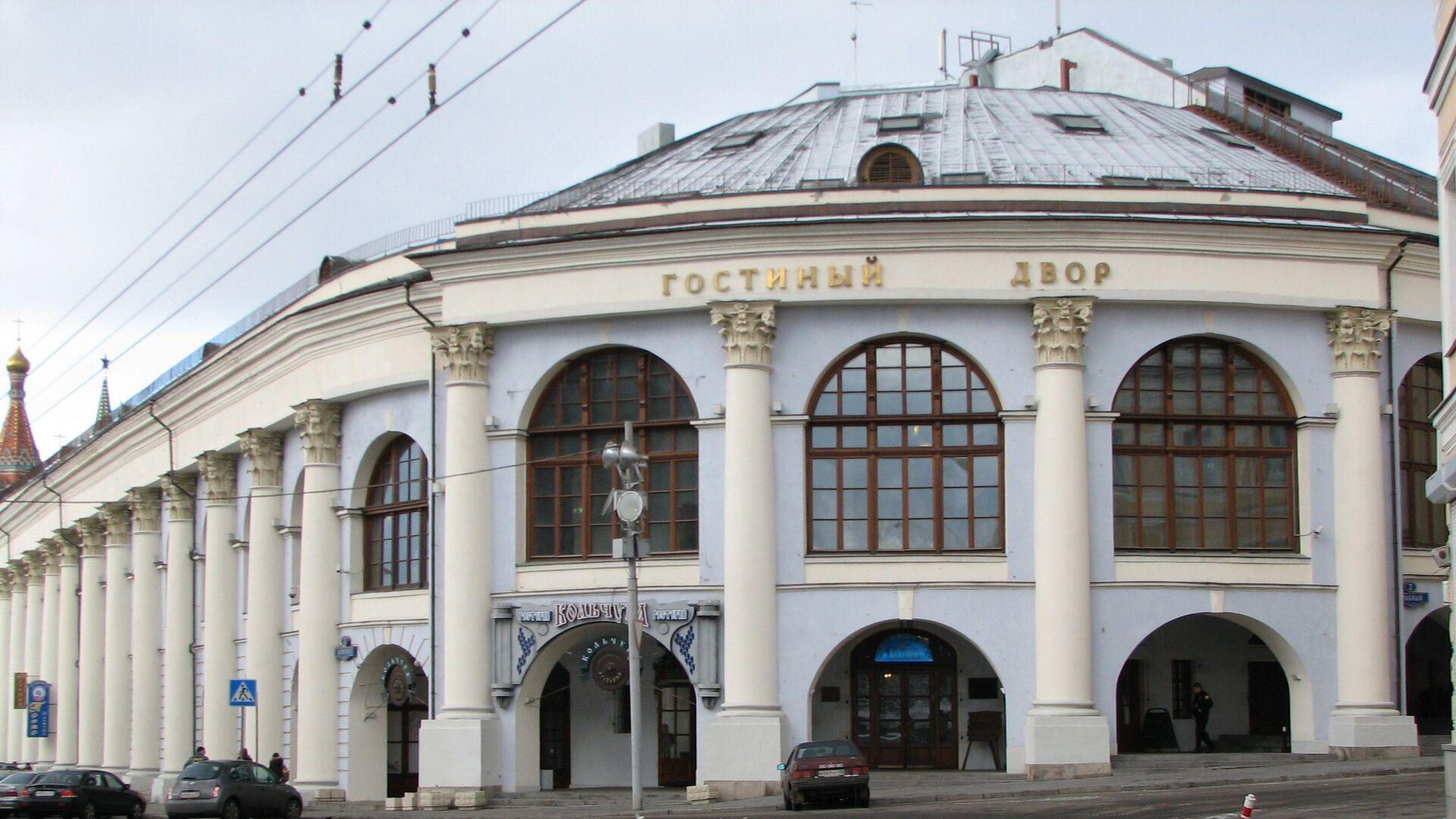 """На выставке в """"Гостином дворе"""" украли кольцо за 250 тысяч рублей"""