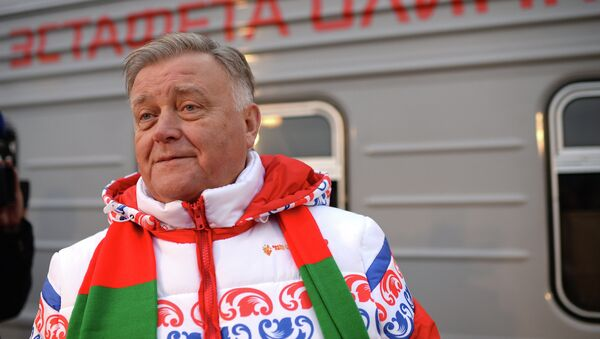 Президент РЖД Владимир Якунин. Архивное фото