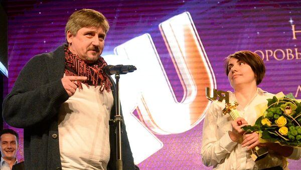 X торжественная церемония вручения Премии Рунета 2013. Фото с места события
