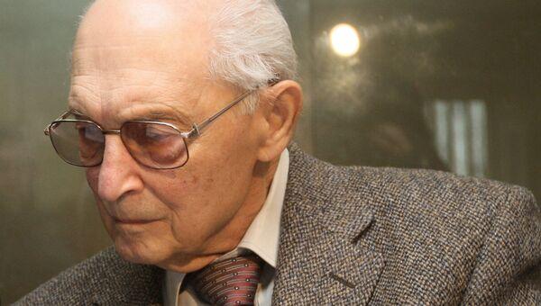 Адвокат Семен Ария, архивное фото