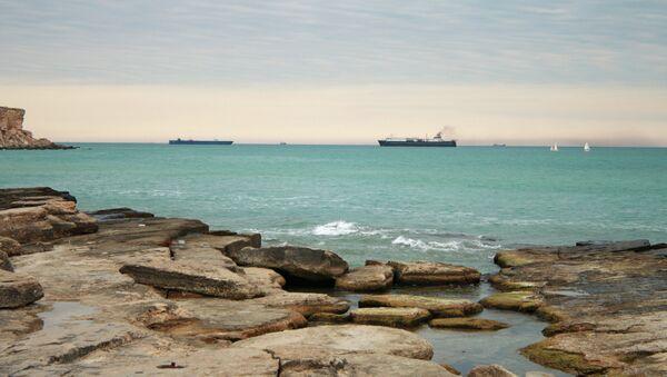 Каспийское море. Архивное фото