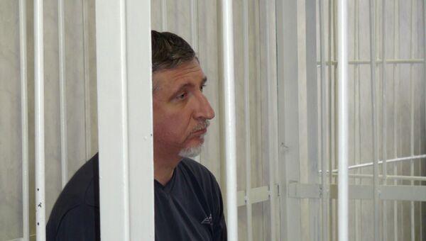 Иван Джигирис, обвиняемый в избиении пешехода до смерти, архивное фото