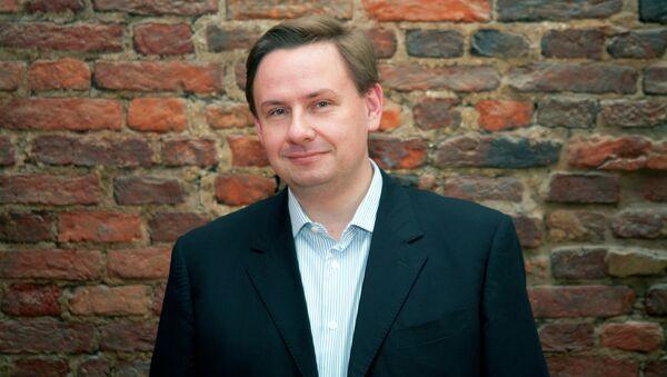 Первый замдекана Высшей школы менеджмента СПбГУ (ВШМ СПбГУ), директор программ МВА Игорь Баранов
