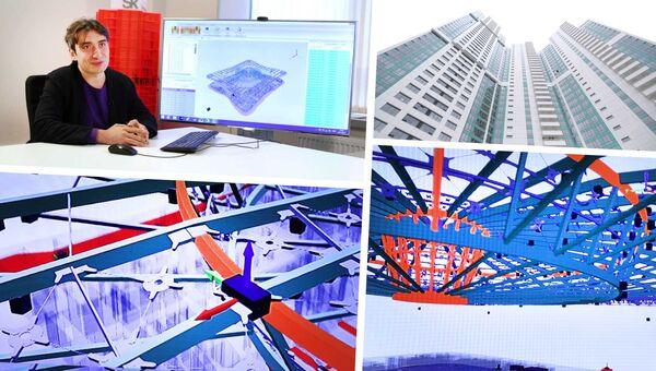 Дело техники: создатели СОДИС научились следить за здоровьем зданий