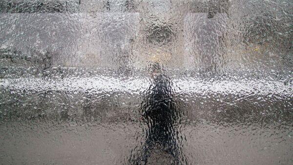 Последствия ледяного дождя в Москве, архивное фото