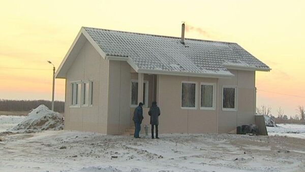 Первый дом в рамках проекта «Всем миром» сдан в Приамурье