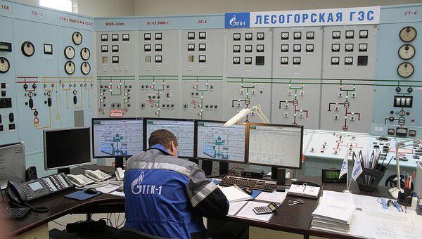 Лесогорская ГЭС
