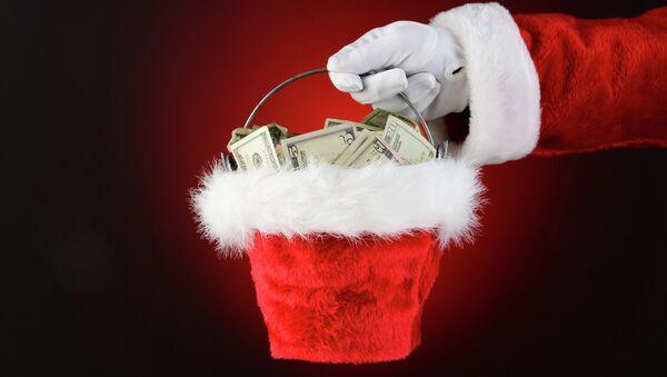 Дед Мороз. Архивное фото