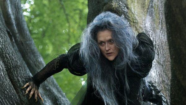 Кадр из фильма В лес