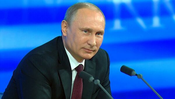 Путин об амнистии по болотному делу, поддержке Украины и российских политиках