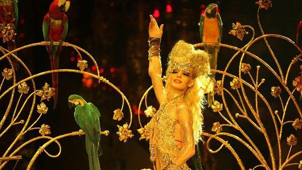 Новогоднее представление Золушка в Цирке на Фонтанке