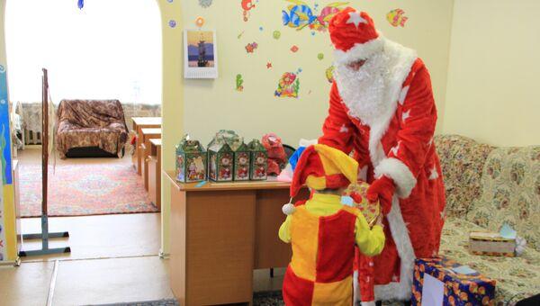 Акция Стань Дедом Морозом во Владивостоке