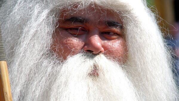 Ямал-Ири - ненецкий Дед Мороз