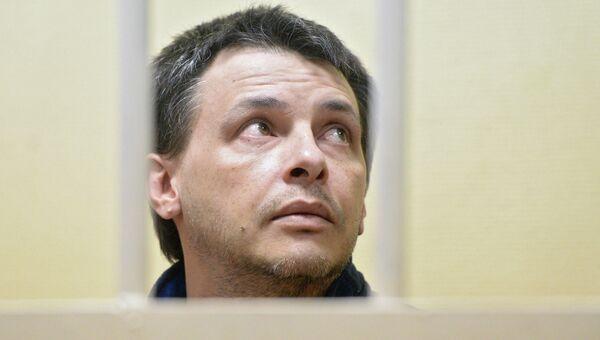 Оглашение приговора Алексею Кабанову, архивное фото