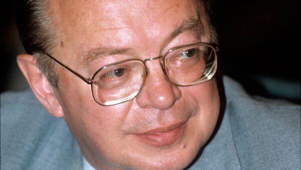 Николай Петрович Шмелев. Архивное фото