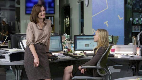 Сериал Ньюсрум (Newsroom)